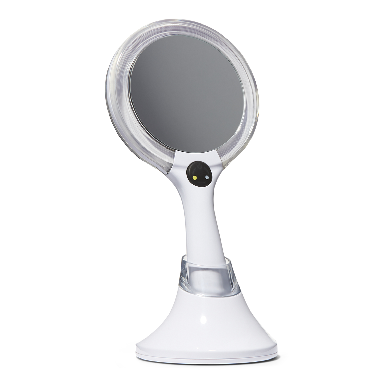 Face Secrets Led Handheld Rechargeable Makeup Mirror