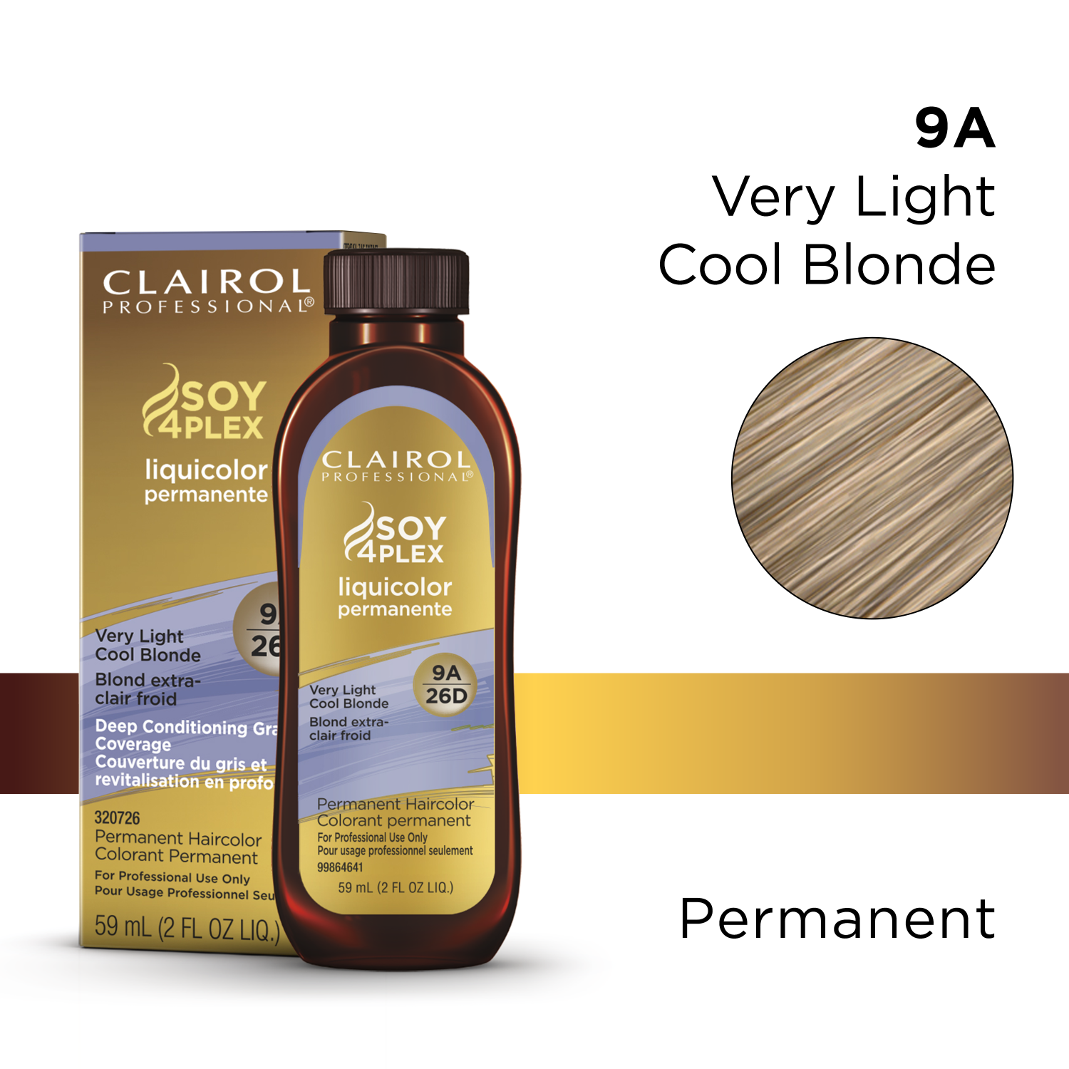 Clairol Soy Plex Hair Color