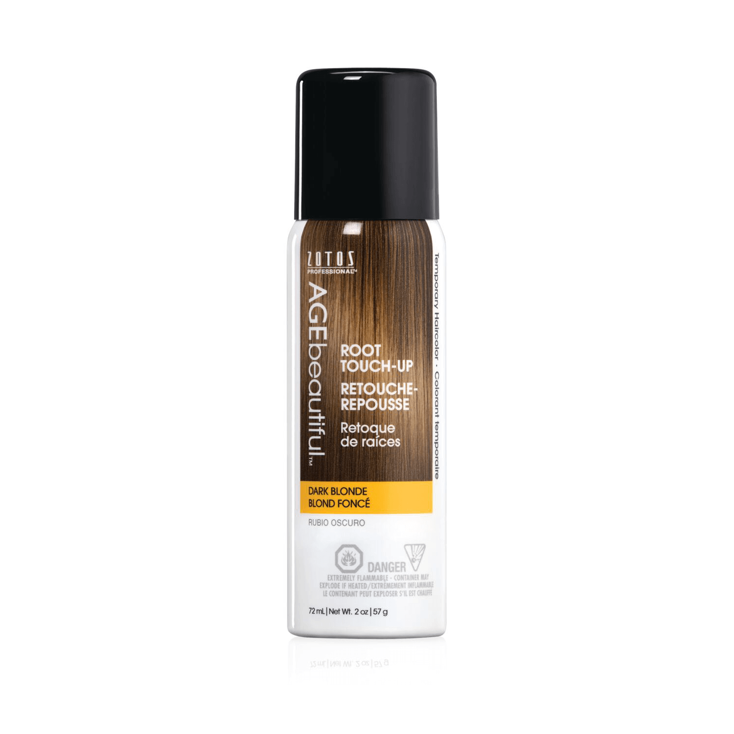 Dark Blonde Agebeautiful Root Touch Up Spray Sally Beauty