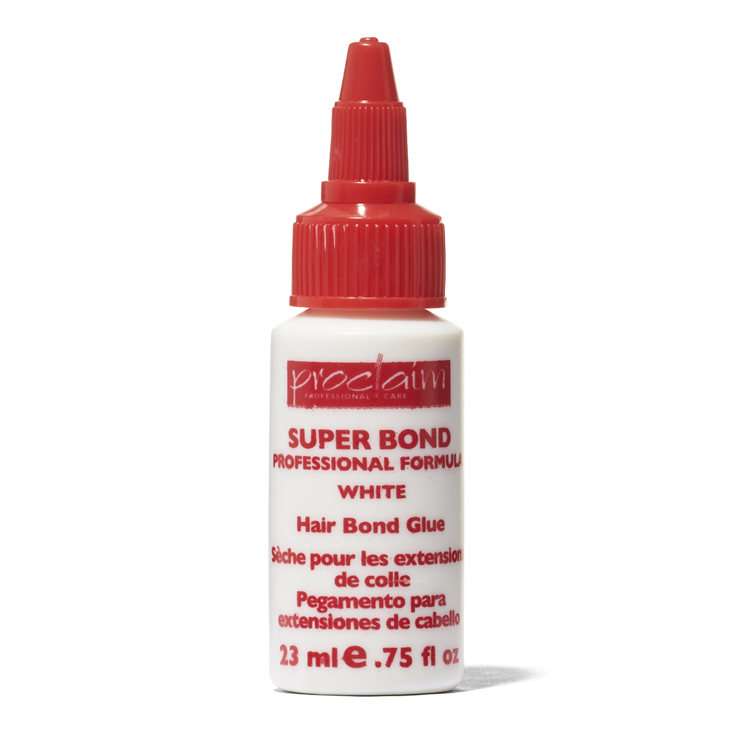 Proclaim Super Bond Hair Glue White