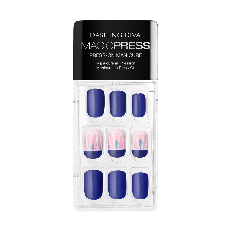 True Blue Press On Nail Kit - Sally USA