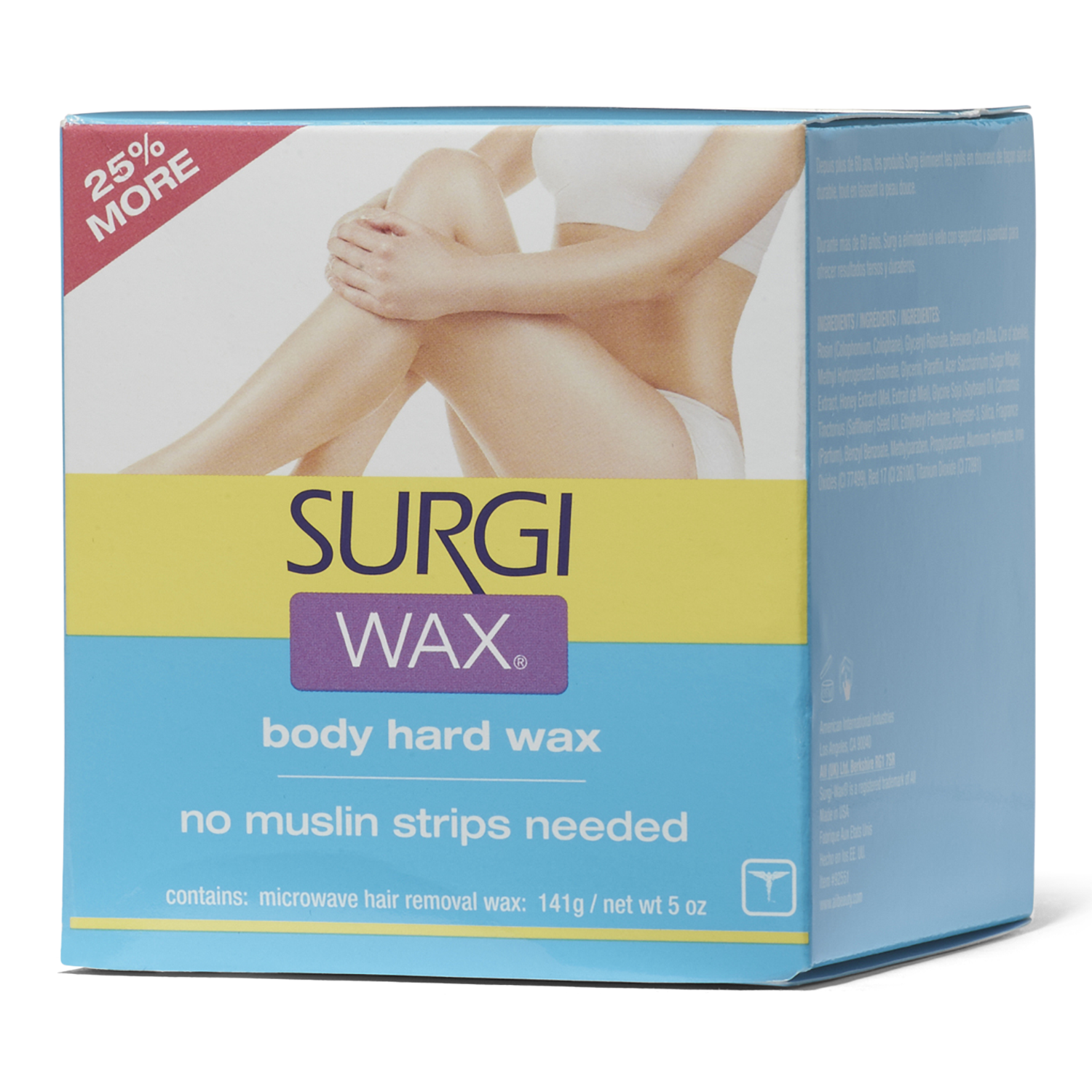 Sally Beauty coupon: Surgi Wax Body & Leg Microwave Hair Remover