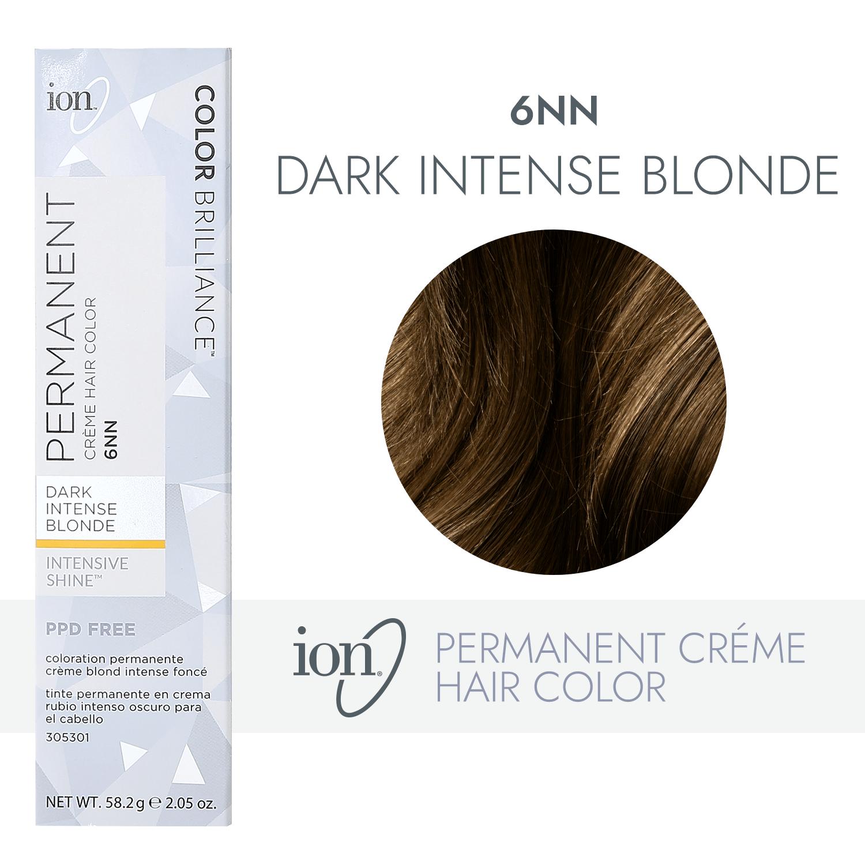 Ion Color Brilliance Permanent Creme Intense Neutrals 6nn Dark