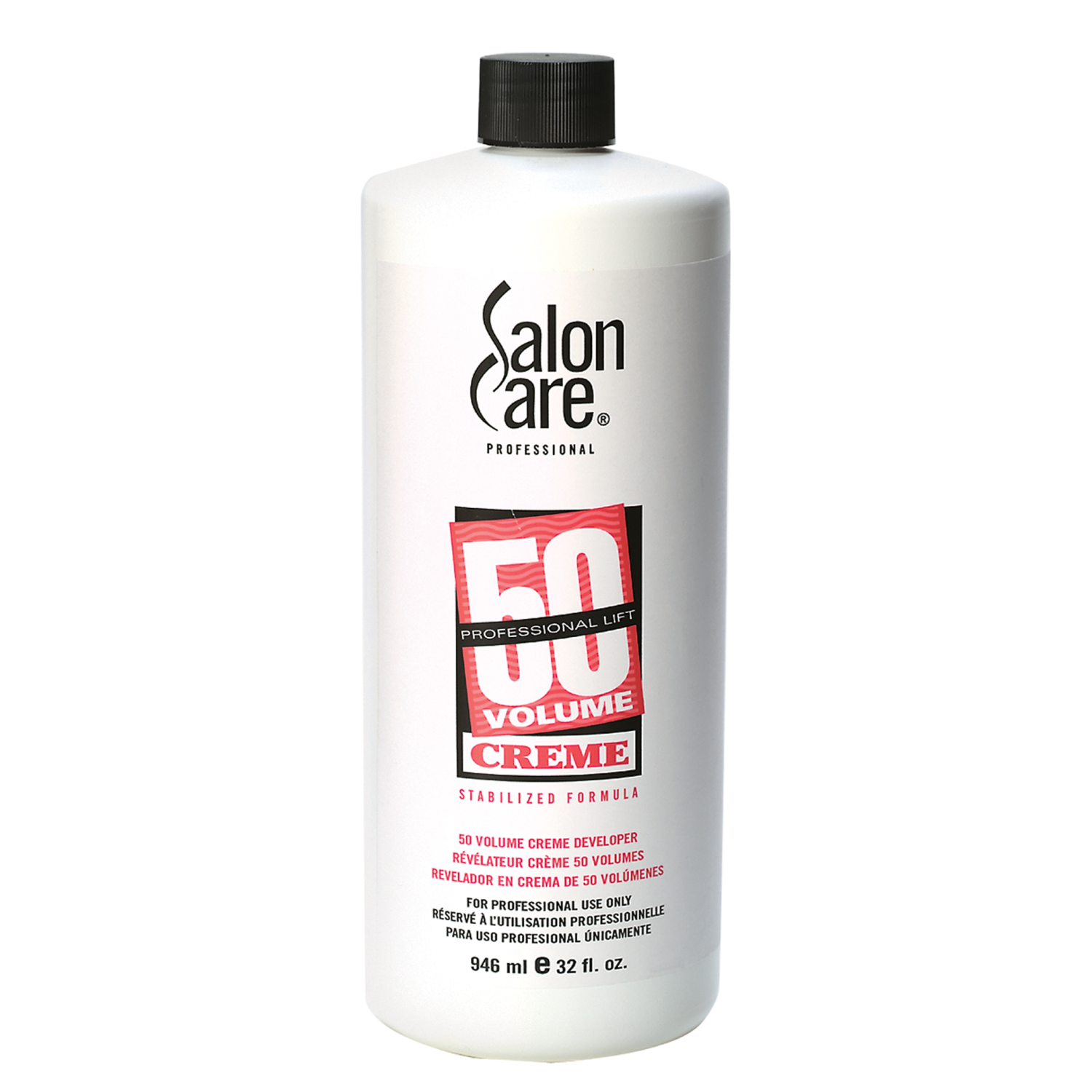 Salon Care 50 Volume Creme Developer
